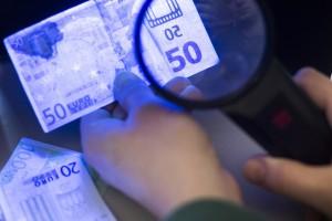 Falschgeld - Quelle Bundesverband deutscher Banken